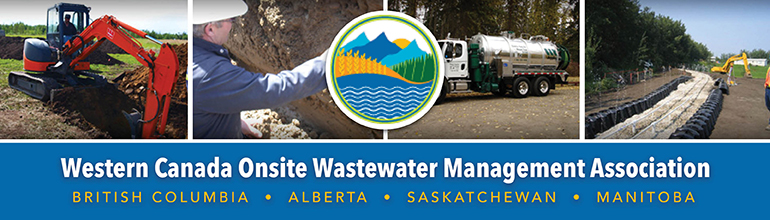 Western Canada Onsite Wastewater Management Association (WCOWMA)