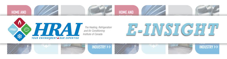 Heating, Refrigeration and Air Conditioning Institute of Canada (HRAI)